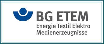 BG ETEM - Berufsgenossenschaft Energie Textil Elektro Medienerzeugnisse