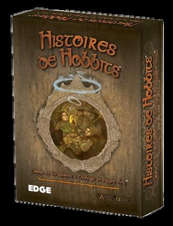 Histoires de Hobbit, édité par Edge, basé sur l'univers de J.R.R. Tolkien