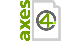 Logo Axes4 GmbH, Switzerland