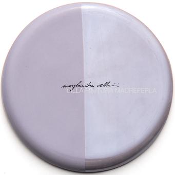 Campione colore LILLA e FINITURA MADREPERLA Margherita Vellini  - Lampade in ceramica  - Home Lighting Design