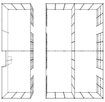 план этажа торгового центра