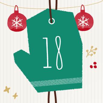 プレゼントページは12月18日 16:00に公開します。お楽しみに!