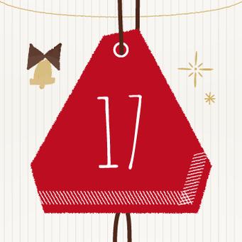 プレゼントページは12月17日 16:00に公開します。お楽しみに!
