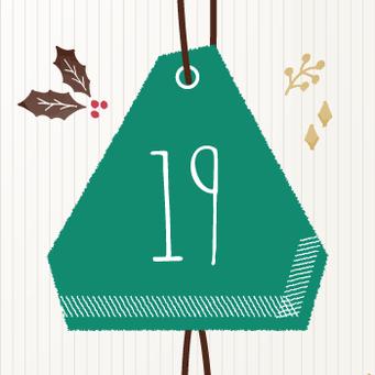 プレゼントページは12月19日 16:00に公開します。お楽しみに!