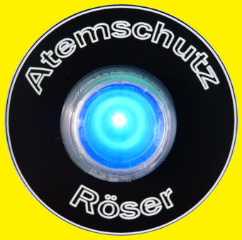 Maskentrockner MTS 1860 Color Ein-Aus Schalter gelb