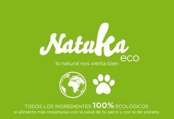 dieta ACBA Natuka eco para perros