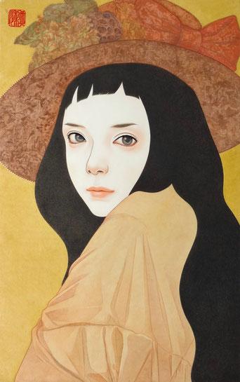 糸 日本画 M10 193,200円
