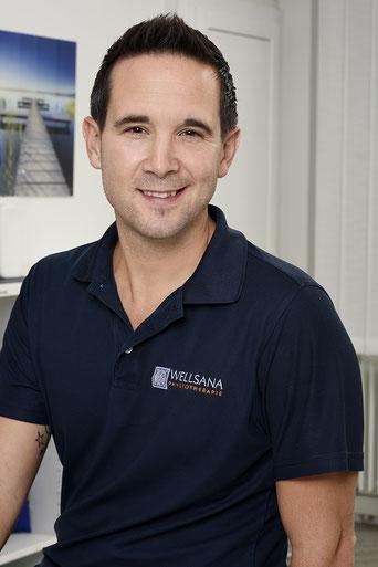 Florian Müller, Diplom Physiotherapeut, Physiotherapie Basel