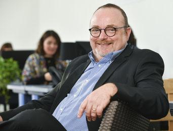 Vincent Catteau, fondateur et créateur de Posteam ETTP 79