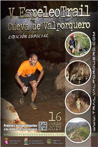 V TRAIL UEVA DE VALPORQUERO - Valporquero de Torio, 16-06-2019