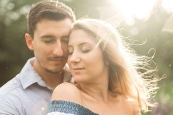 自然に触れ合える…そんな関係が男性性と女性性