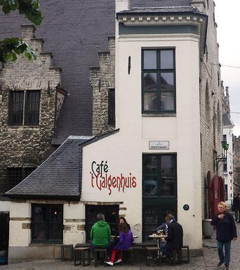 Cafe Galgenhaus.
