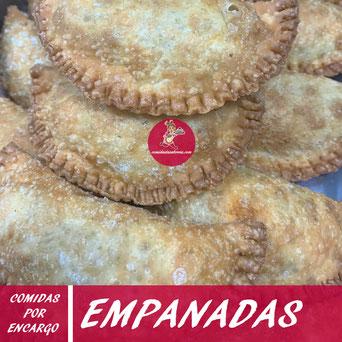 Empanadas por encargo en Tenerife - Comidas La Sabrosa