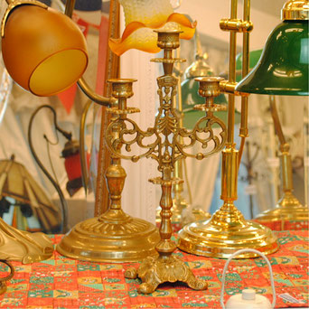 キャンドルスタンド キャドルホルダー 燭台 クリスマス 真鍮製 インテリア雑貨 イタリア製 フランス製