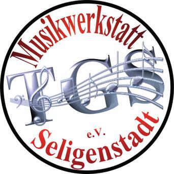 Logo der TGS Musikwerkstatt Seligenstadt e. V.