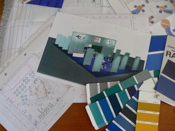 Anette Gress, Innenarchitektur, Umbau, Sanierung und Modernisierung. Mit home staging können Sie auch Ihre bewohnte Immobilie ins rechte Licht setzen.