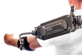 Bras exosquelette X-Ar