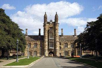 シドニー大学 The University of Sydney