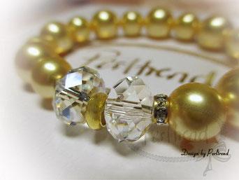 www.perltrend.com Armschmuck Bracelet Armband Armbänder Armkette Pearls Perlen Gold Golden Perltrend Schmuck Jewellery Jewelry Luzern Schweiz Onlineshop