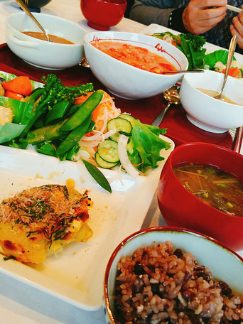玄米 雑穀米 自然食 和食