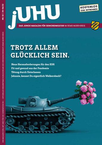 jUHU Seniorenmagazin Rems-Murr-Kreis Ausgabe 37