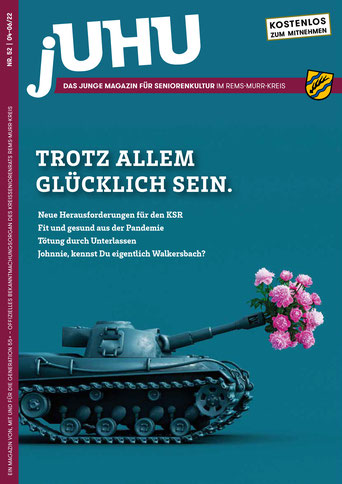 jUHU Seniorenmagazin Rems-Murr-Kreis Ausgabe 42