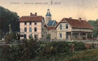 Im Jahre 1909