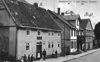 Im Jahre 1905