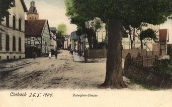 Im Jahre 1904