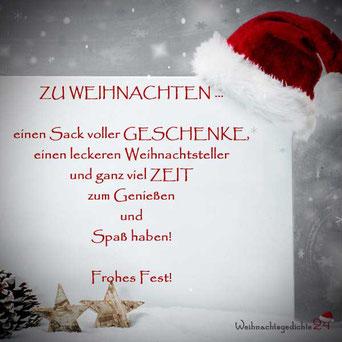 WhatsApp Weihnachtsgrüße 02
