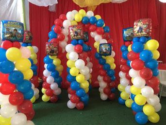 globos para fiesta