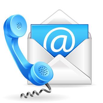 Einfach mal wieder telefonieren oder mailen!