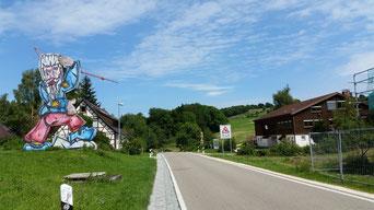 Beim Förderverein Hof Ziegelhütte