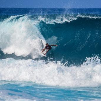 Surf auf den Stränden der  Gegend « Les Landes », 10 Minuten von Schloβ Belle Epoque entfernt.