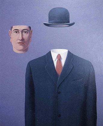 Самые известные картины Рене Магритта - Пилигрим