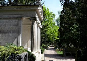 Friedhof Radebeul-Ost Bild: Susann Wuschko