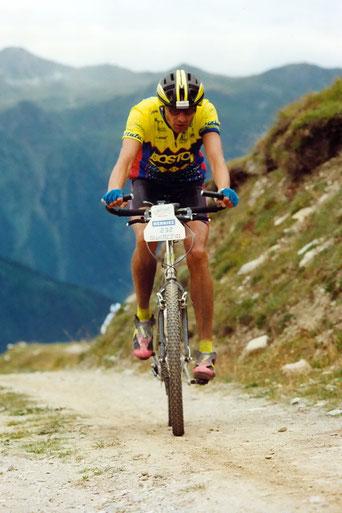 Grand Raid 1992 - Aufstieg Montagne d'Eison