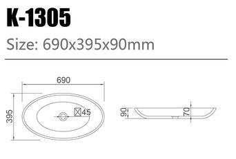 Waschtisch K-1305