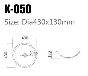 Waschtisch K-050