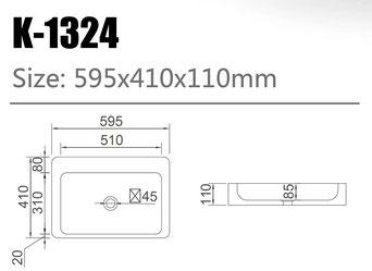 Waschtisch K-1324
