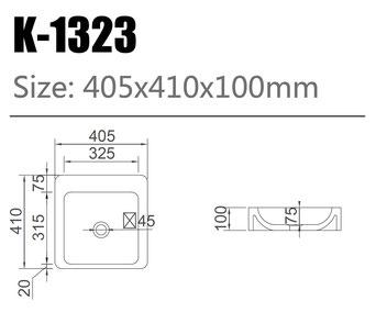 Waschtisch K-1323