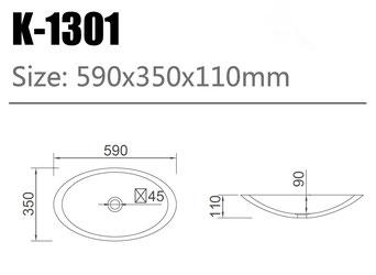 Waschtisch K-1301