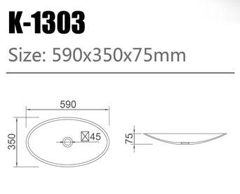 Waschtisch K-1303
