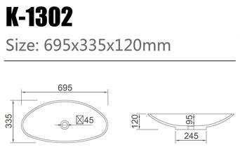 Waschtisch K-1302