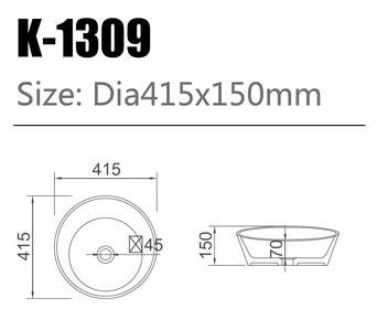 Waschtisch K-1309