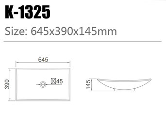 Waschtisch K-1325