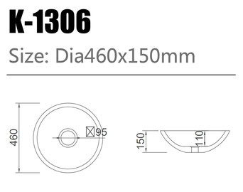 Waschtisch K-1306