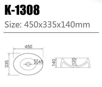 Waschtisch K-1308