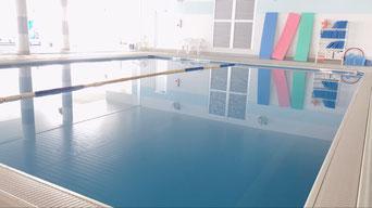 三方原スイミングスクールの幼児専用プール