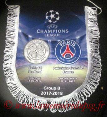 Fanion PSG-Anderlecht 2013-14 (grand format)